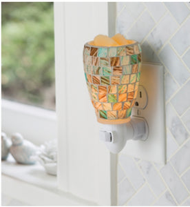 Sea Glass Plug-in Warmer