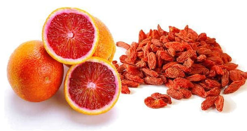 Blood Orange & Goji Berries