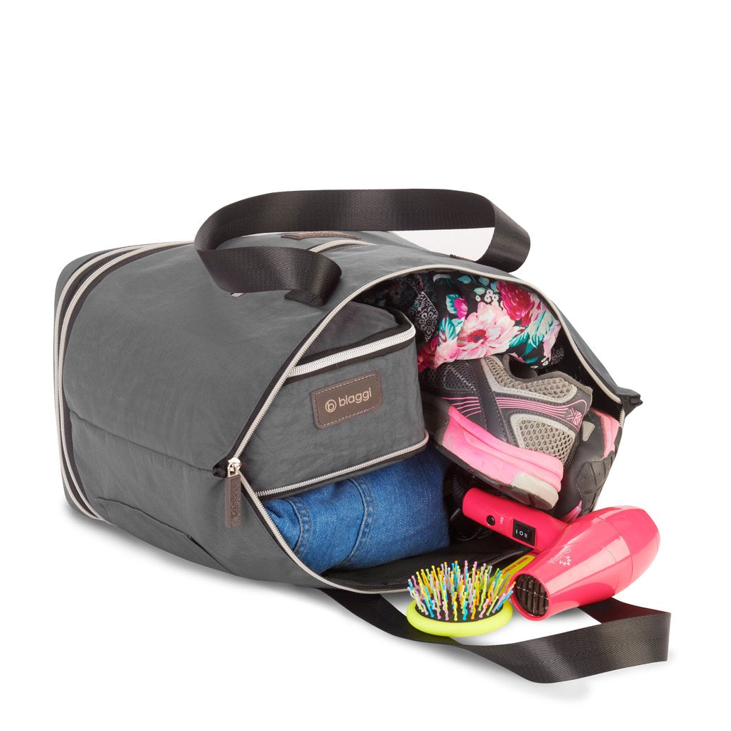 Zipsak Boost! Handbag Expands to Travel Tote