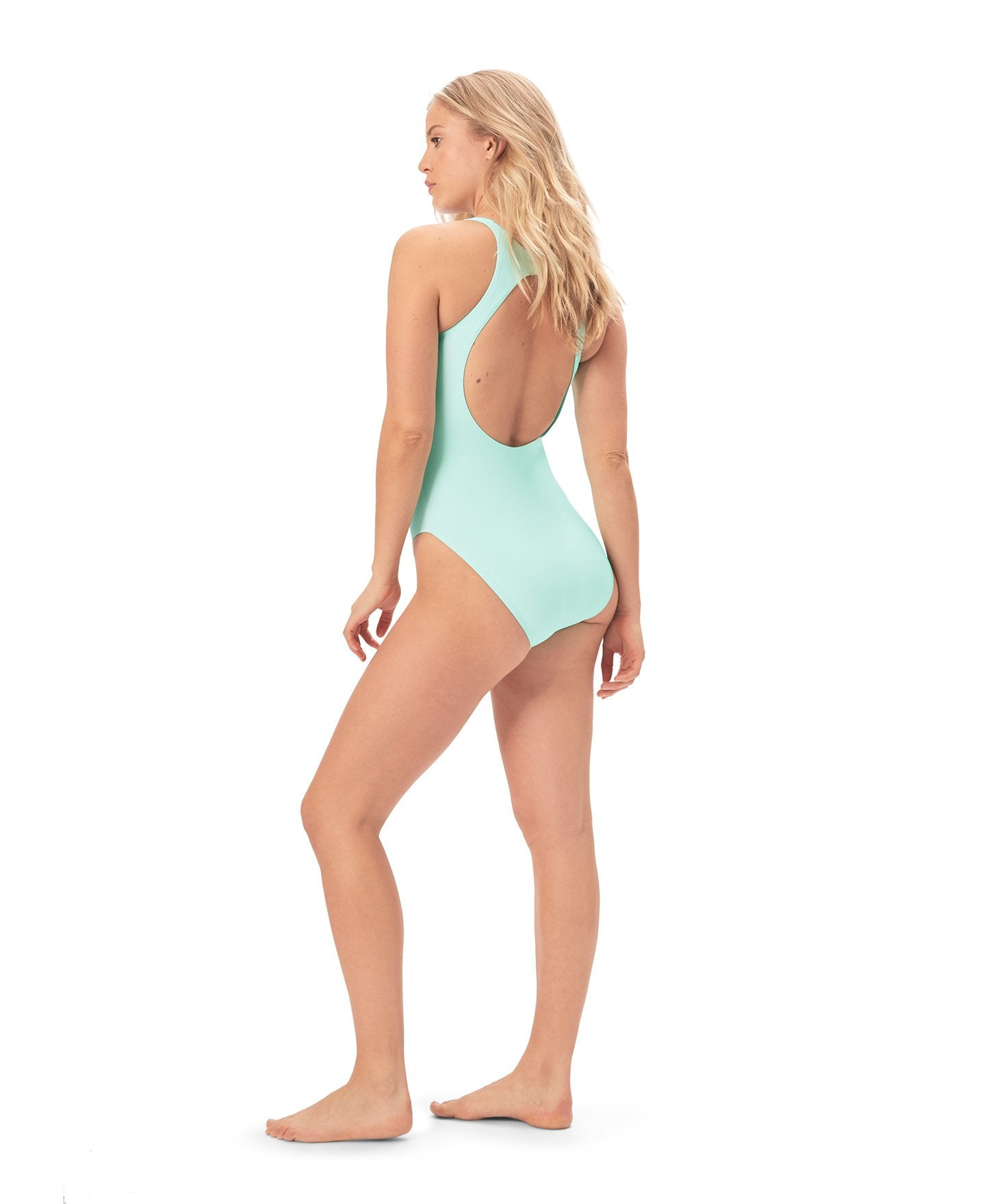 The Catalina - Flat - Aqua - Classic - Final Sale