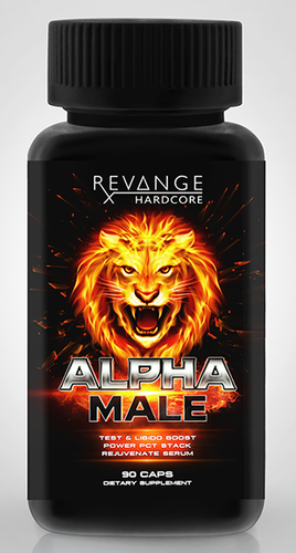 ALPHA MALE 60CT