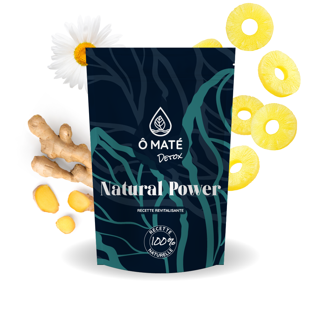 Natural Power, recette revitalisante