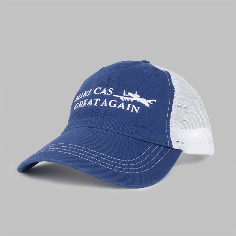 MAKE CAS GREAT AGAIN Hat