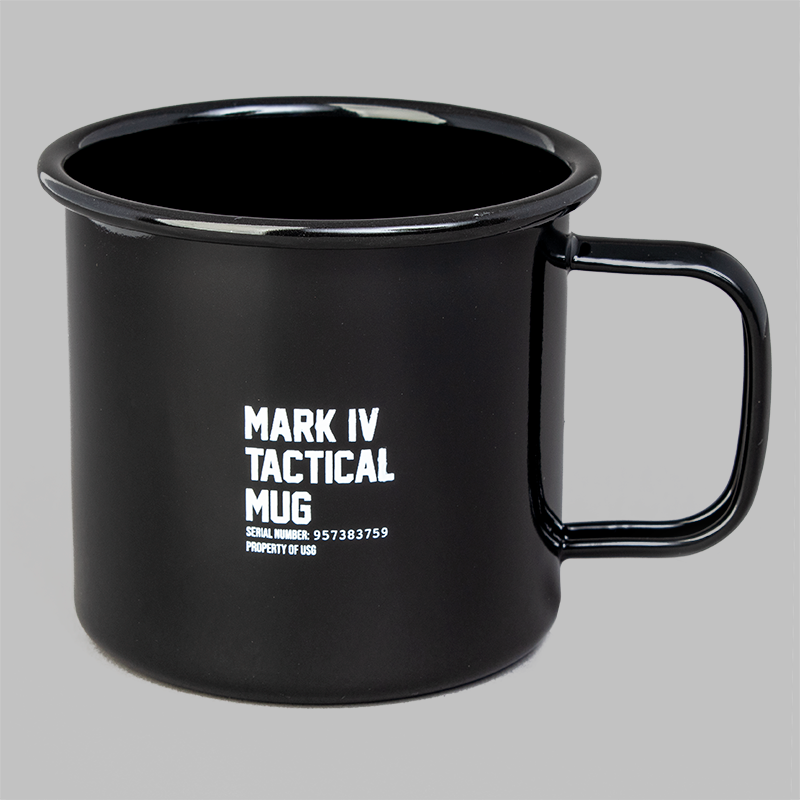 MARK IV TACTICAL 16 oz. Metal Mug