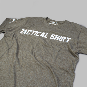 TACTICAL + FLAG HERE Shirt