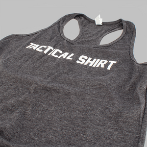 TACTICAL SHIRT Ladies Racer Back