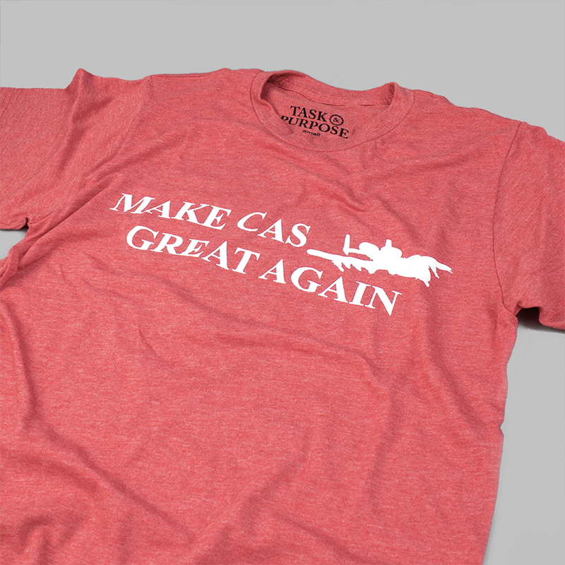 MAKE CAS GREAT AGAIN Shirt