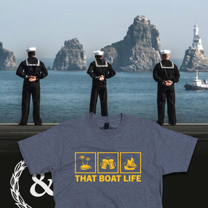 That Boat Life Tee