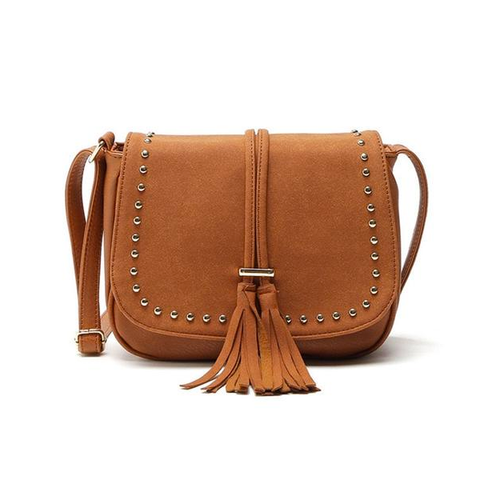 Carly Western Saddle Bag - 3 colours