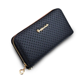 Kenzie Classic Long Zipper Wallet - 4 colours