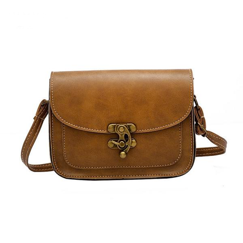 Mara Vintage Messenger Bag