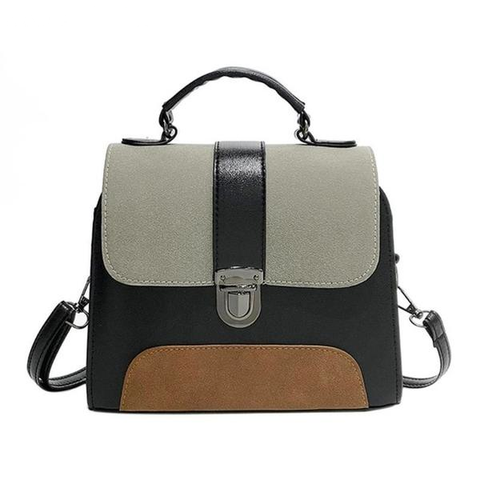 Patricia Color-Block Bag - 2 colours