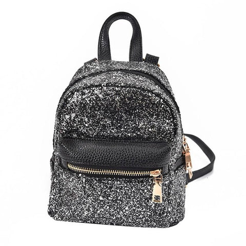 Shay Glitter Backpack