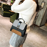 Patricia Color-Block Bag - 2 colours - The Bag Culture