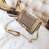 Luxury Chain Crossbody - 18 styles - The Bag Culture