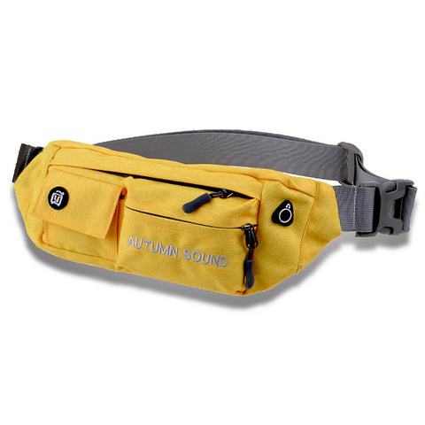 Autumn Sound Waterproof Waist Pack
