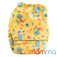 Load image into Gallery viewer, LIMITED EDITION Bubblebubs Candie Minky Cloth Nappy Set Mamma