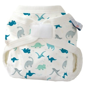 Bubblebubs BamBam Fitted Nappy Newborn Package