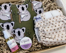 Load image into Gallery viewer, Baby care pack - Koala Olive
