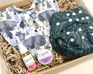 Baby care pack - Forest Friends