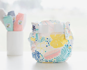 NEW Cloth Nappy with Velcro Summerland Baby BeeHinds