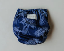 Load image into Gallery viewer, NEW Bare and Boho V2 Cloth Nappy set Pandanus