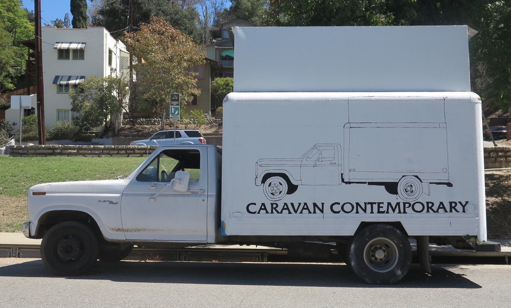 Caravan Contemporary, 2017