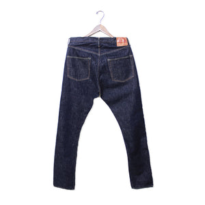 0105W 13.7oz 1953 Loose Straight Selvedge Denim