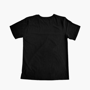 Vintage-Spec Tsuri-Ami Loopwheel Tee in Black