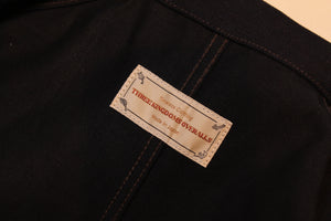 Premium TK771 A-Line Selvedge Denim Coverall