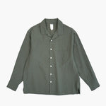 Fabric Shirts in Grey