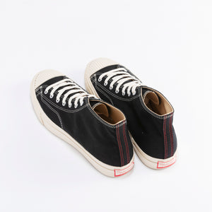 Limited Edition - Shellcap Mold Mid in Kuro Black x Off White