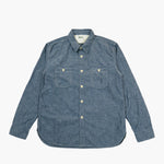 5oz Selvedge Chambray Work Shirt
