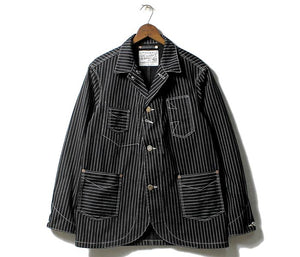 Black Wabash Coverall 555CA