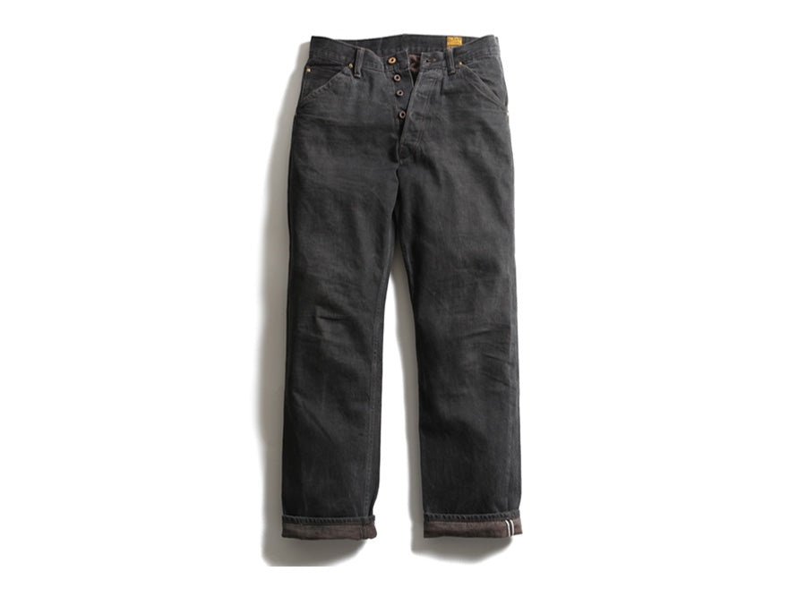 1907 Narrow Blackie Denim