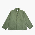 Spring Person - Cotton Jacket in Olive