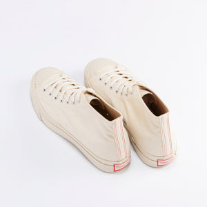 Limited Edition - Shellcap Mold Mid in Kinari x Off White