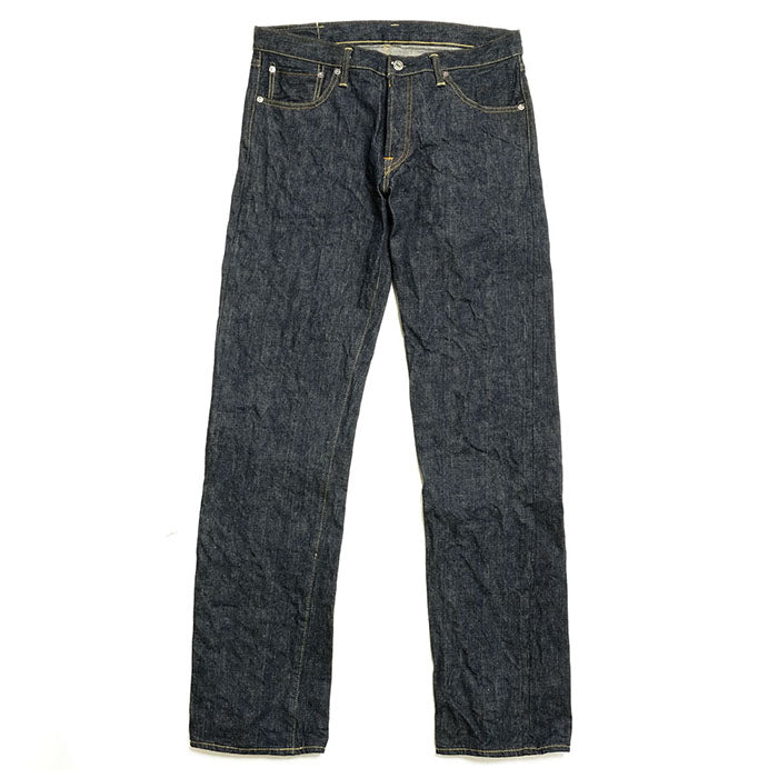 (955-XX) 14.5oz  Natural Indigo Selvedge Jeans 1955 XX Model - Narrow Straight