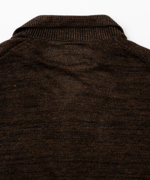 Ragtime A-1 Knit in Brown Mix