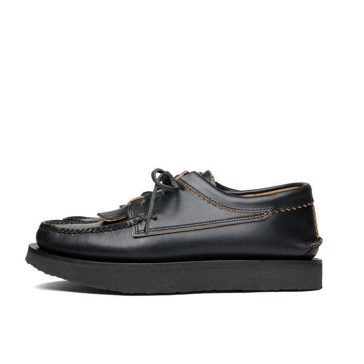 Blucher Rocker with Kiltie in G Black