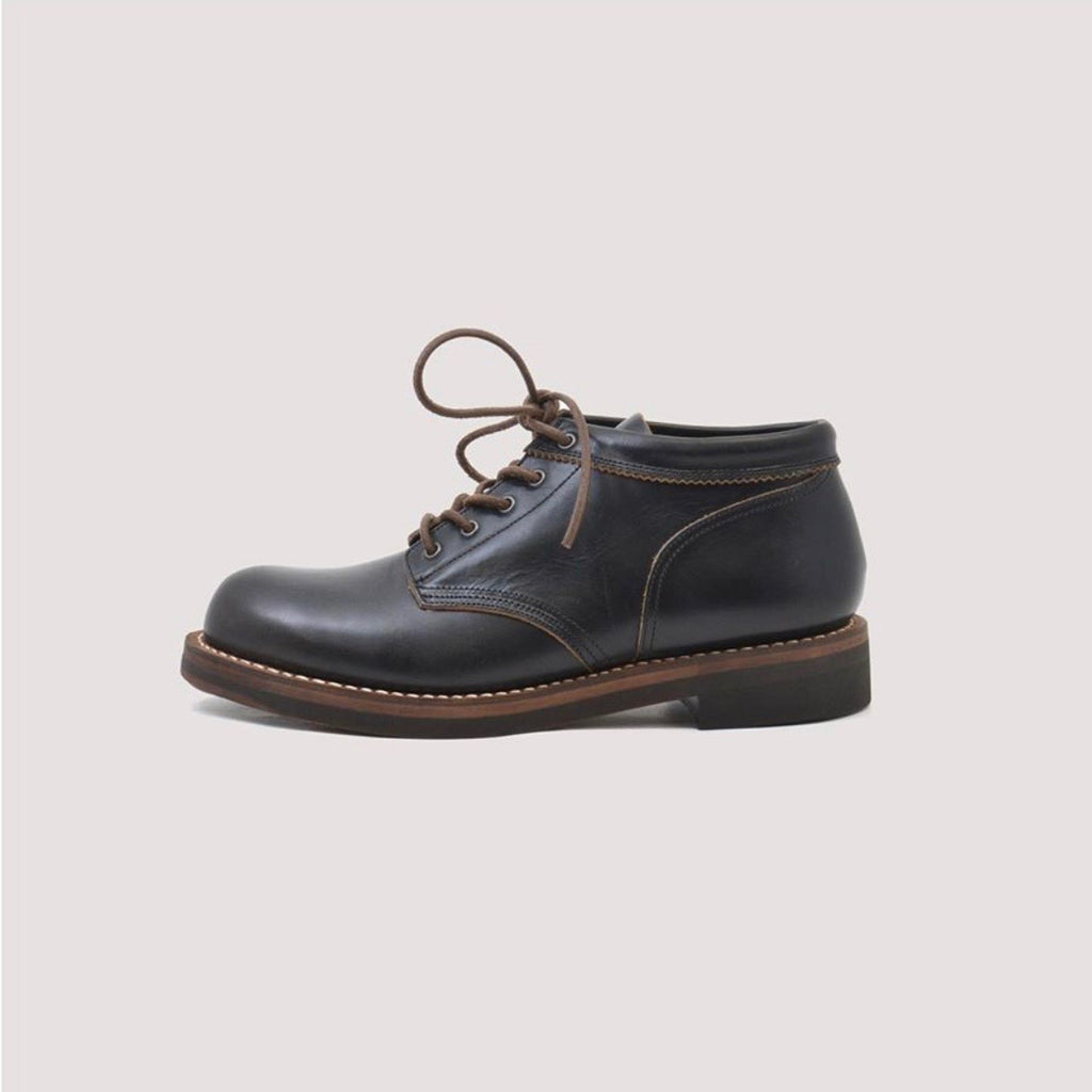 COUPEN Mid-Cut Boot in Oil Black