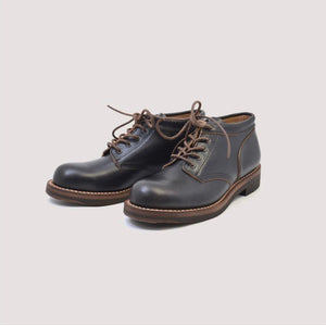 COUPEN Boot in Oil Black Horween Chromexcel
