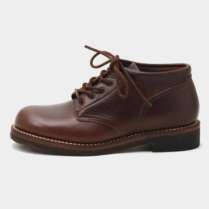 COUPEN Mid-Cut Boot in Oil Brown