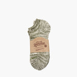 Go Hemp Ankle Sock in Khaki