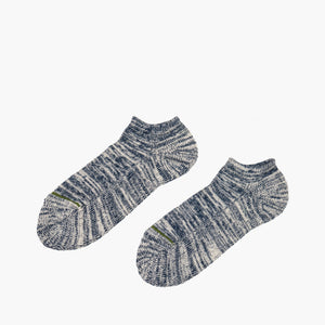 Go Hemp Ankle Sock in Navy