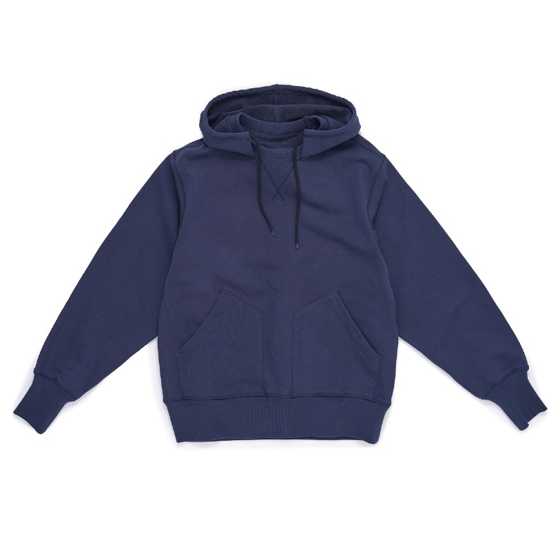 Coming Soon: Hooded Sweatshirt in Navy