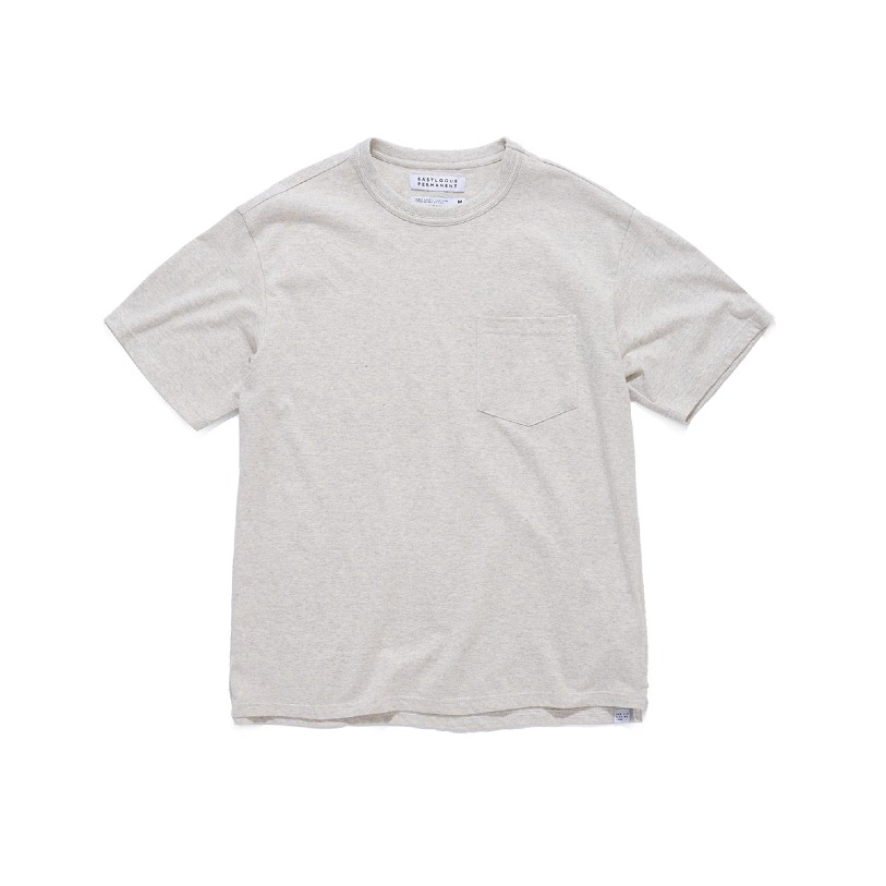 Coming Soon: One Pocket T-Shirt in Oatmeal