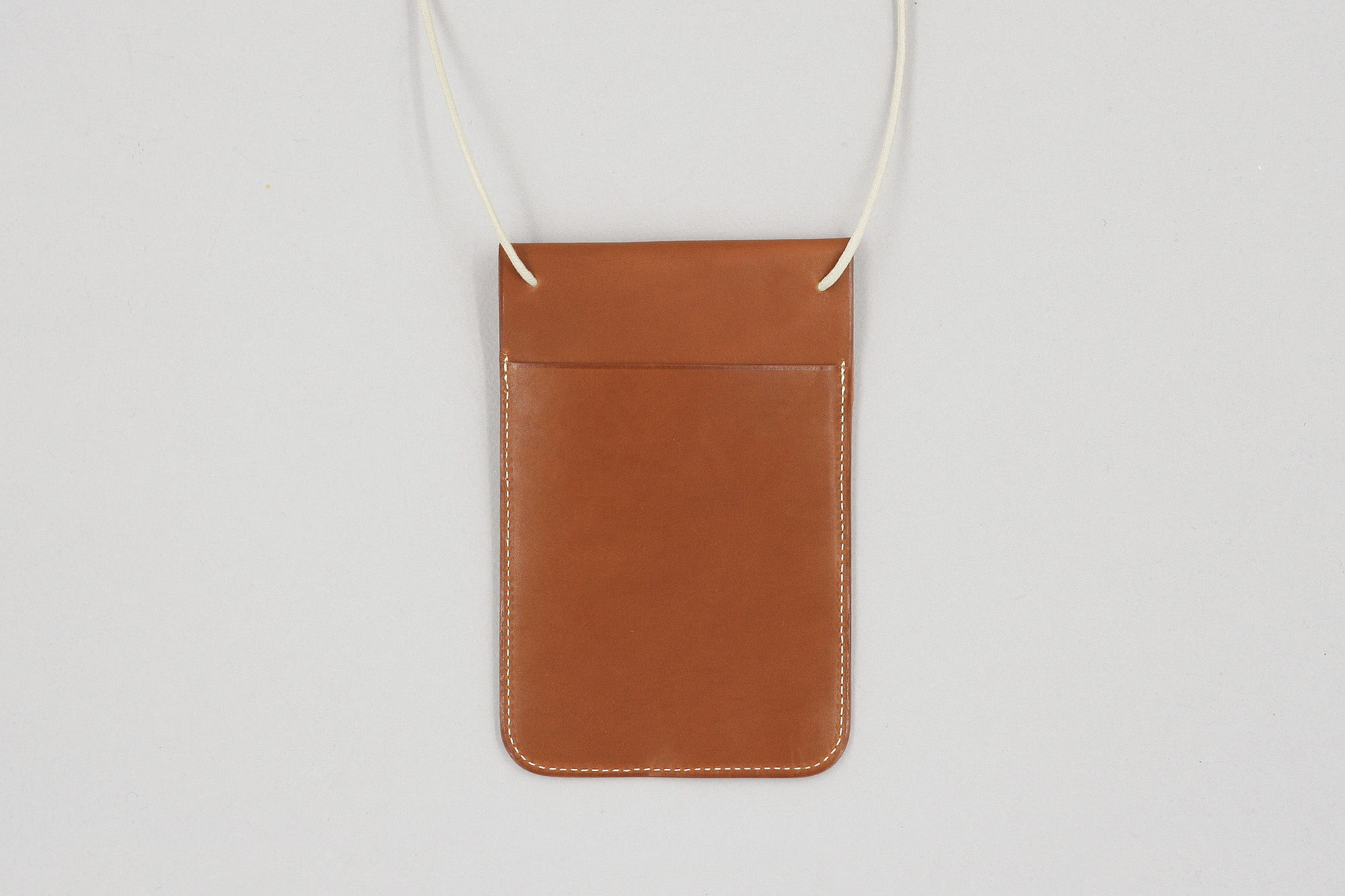 Gold Baranil Neck Pouch