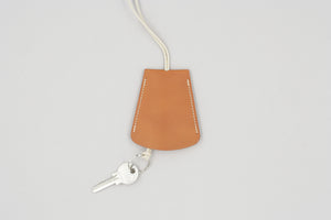 Chocolate Baranil Bell Key-Holder