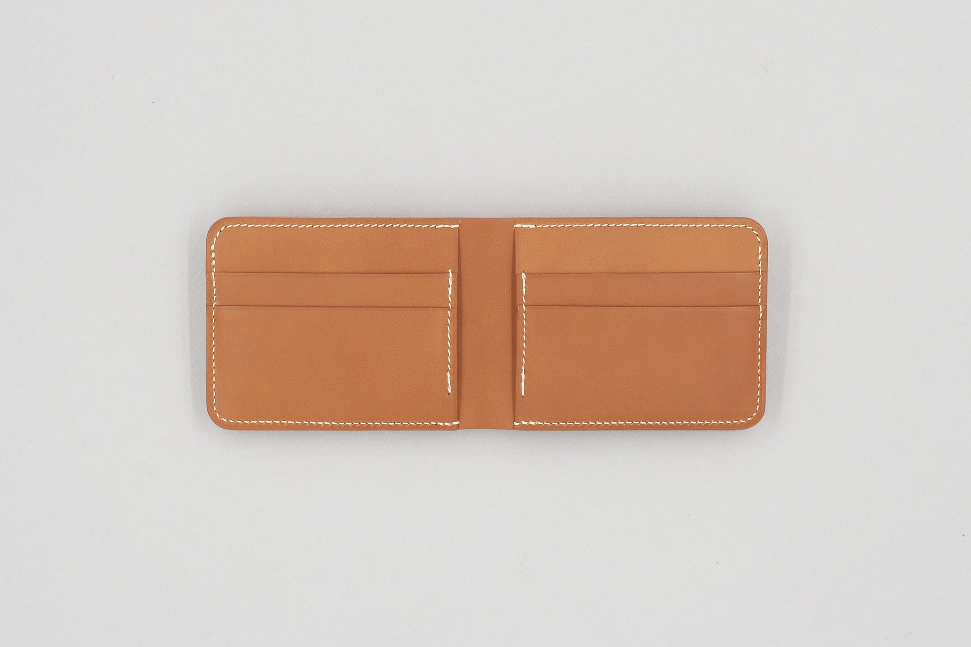 Gold Baranil Billfold Wallet